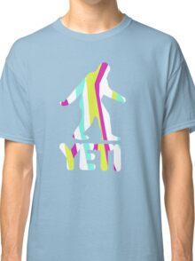 Grand Theft Yeti Classic T-Shirt