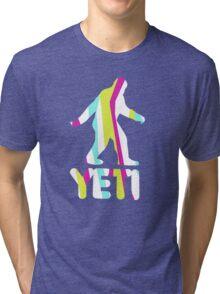 Grand Theft Yeti Tri-blend T-Shirt