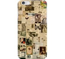 these modern times iPhone Case/Skin