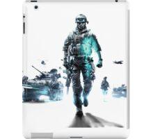 Battlefield 3 White iPad Case/Skin