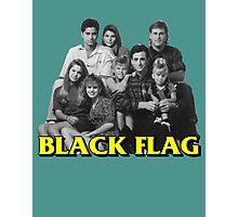 Full Flag Photographic Print