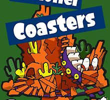 Splatfest Team Roller Coasters v.1 by KumoriDragon