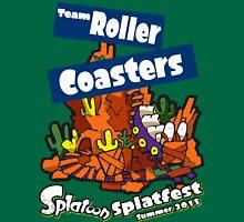 Splatfest Team Roller Coasters v.1 Unisex T-Shirt
