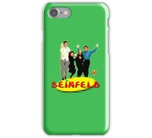 Seinfeld: The Game! The T-Shirt iPhone Case/Skin
