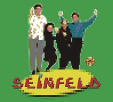 Seinfeld: The Game! The T-Shirt by GeneralGrievous