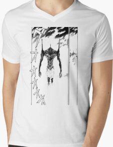 Evangelion – Unit-01 Mens V-Neck T-Shirt