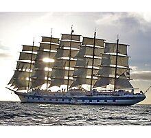 Radiant Sails Photographic Print