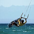 KITE SURFING  by karmadesigner