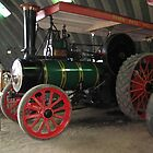 Traction Engine, Pearns' Steam World by Derwent-01