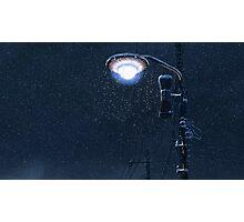 5 Centimeters Per Second – Light Pole Photographic Print