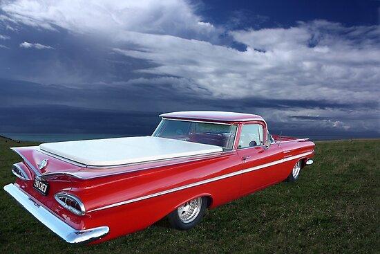 1959 Chevrolet el Camino by Magee