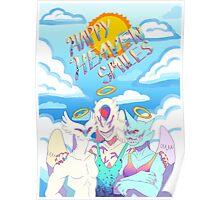 Happy Heaven Smiles Poster