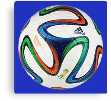2014 FIFA World Cup Brazil match ball Canvas Print