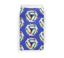 2014 FIFA World Cup Brazil match ball Duvet Cover