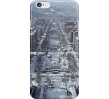 Snow – Japanese City iPhone Case/Skin