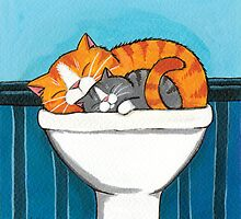 Ginger and Smokey by Lisa Marie Robinson