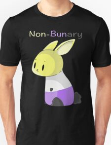 Non-Bunary (Non-Binary) Unisex T-Shirt