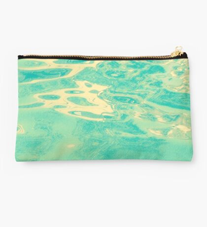 Summer Waters Studio Pouch