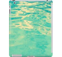 Summer Waters iPad Case/Skin