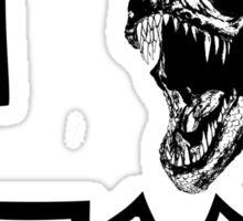 I love Rexy Sticker