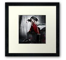 A place in this world... Framed Print