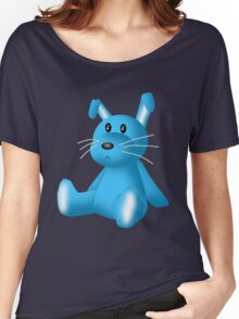 Bunny Rabbit Women's Relaxed Fit T-Shirt