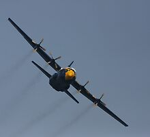 here comes Fat Albert by fototaker