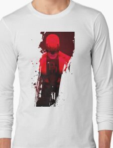 DD - Red Fear 1 Long Sleeve T-Shirt