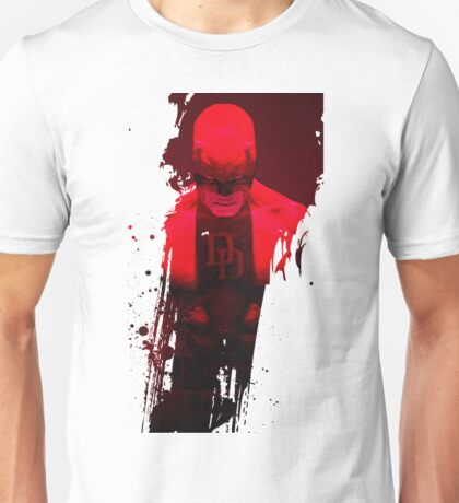 DD - Red Fear 1 Unisex T-Shirt
