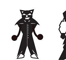 My Characters by RBradley