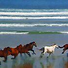 Wild Horses by Richard Murch
