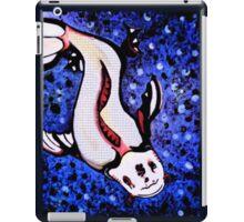 Abstract Fish iPad Case/Skin
