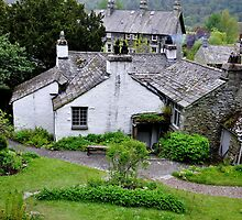 Dove Cottage   by Shubd
