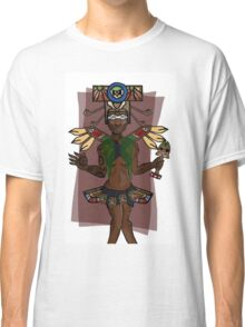 Totem Pole Concept Classic T-Shirt