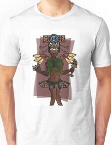 Totem Pole Concept Unisex T-Shirt