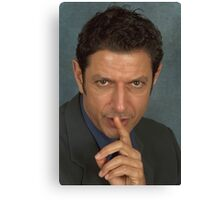 Jeff Goldblum Canvas Print