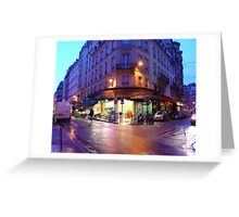 Paris Awakens 30 Greeting Card