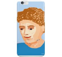 Young Sculptor iPhone Case/Skin