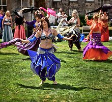 Belly Dancers by Country  Pursuits