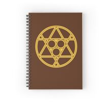 The Eight Virtues of The Avatar Spiral Notebook