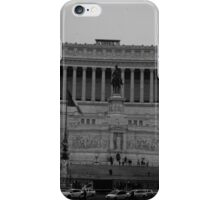 ROME-2013-BLACK AND WHITE iPhone Case/Skin