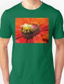 Pollination of Red Flower T-Shirt