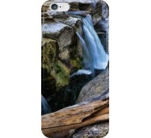 McKinney Falls State Park-Lower Falls iPhone Case/Skin
