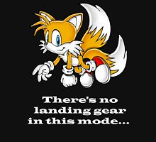 Tails - No landing gear in this mode Unisex T-Shirt