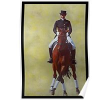 The Art of Dressage Poster