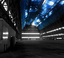 Cardington Hangar by mashedfish
