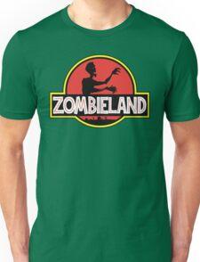 Jurassic Parody Zombie T Shirt Unisex T-Shirt