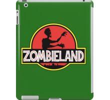 Jurassic Parody Zombie T Shirt iPad Case/Skin