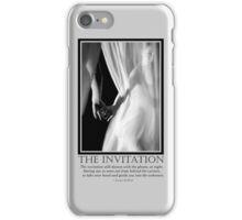 The Invitation iPhone Case/Skin