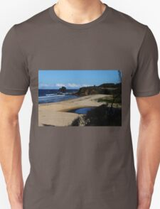 GlassHouse Rocks  Beach #8, Narooma Unisex T-Shirt